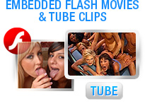 Embedded Flash Movies & Tube Clips