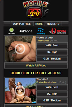 Mobile Porn TV